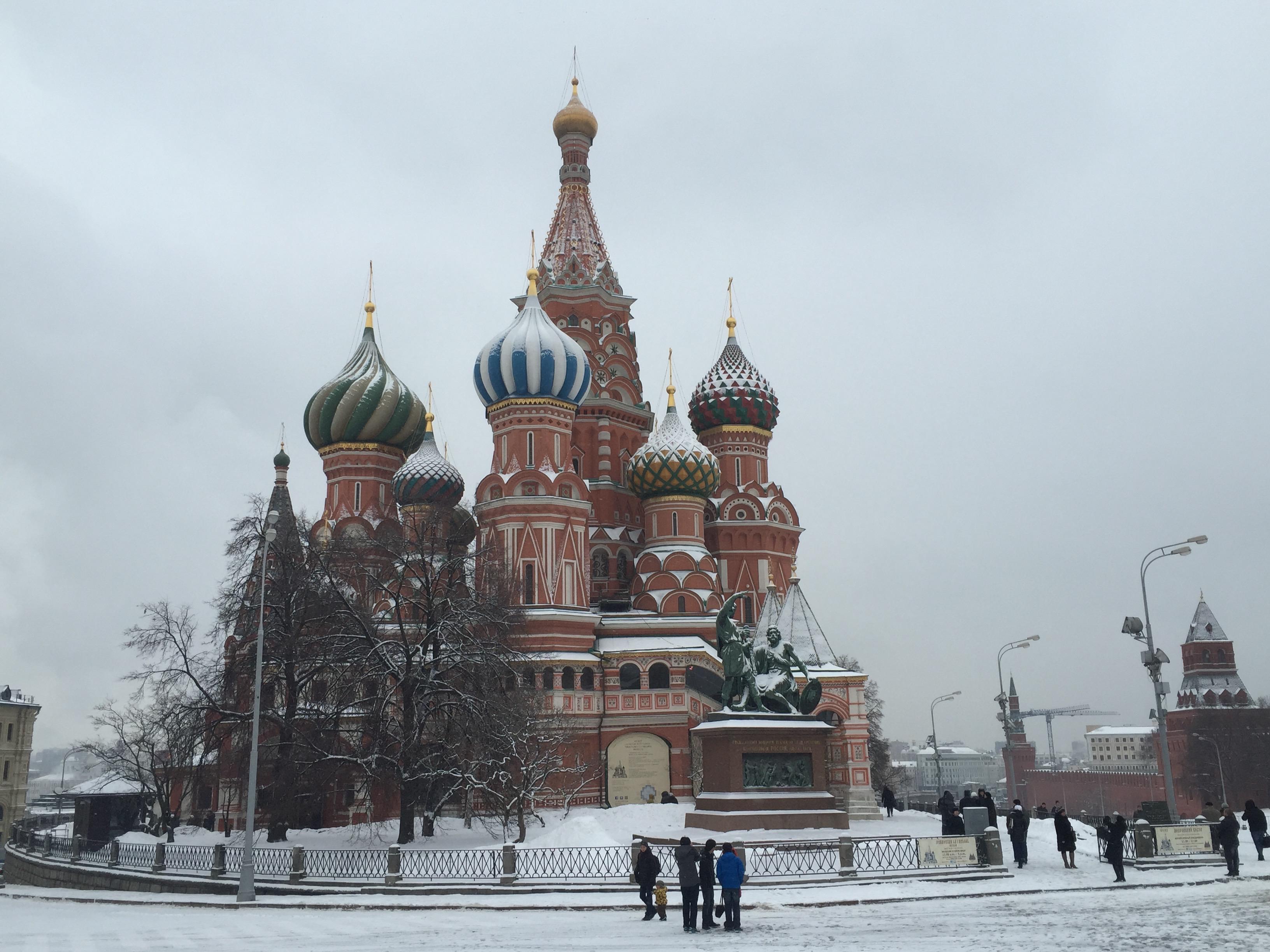 2015 Moskau