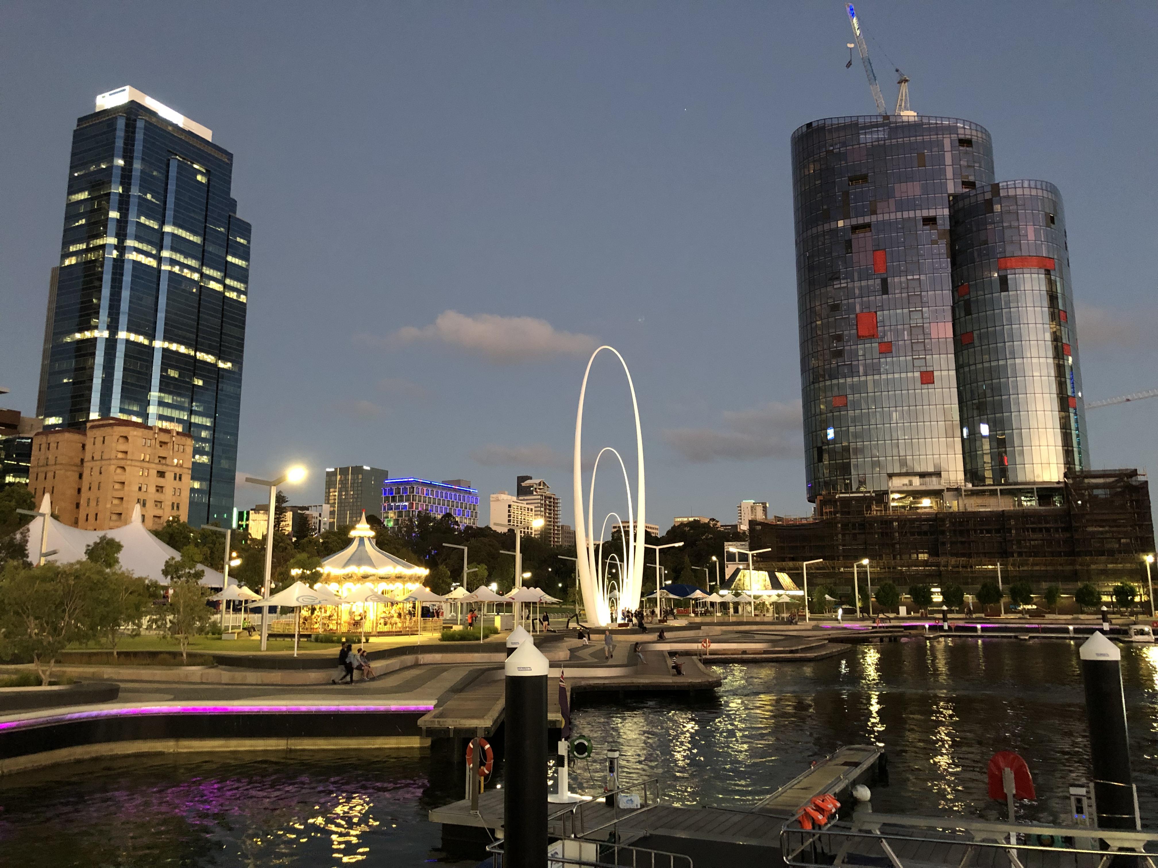 2019 Perth